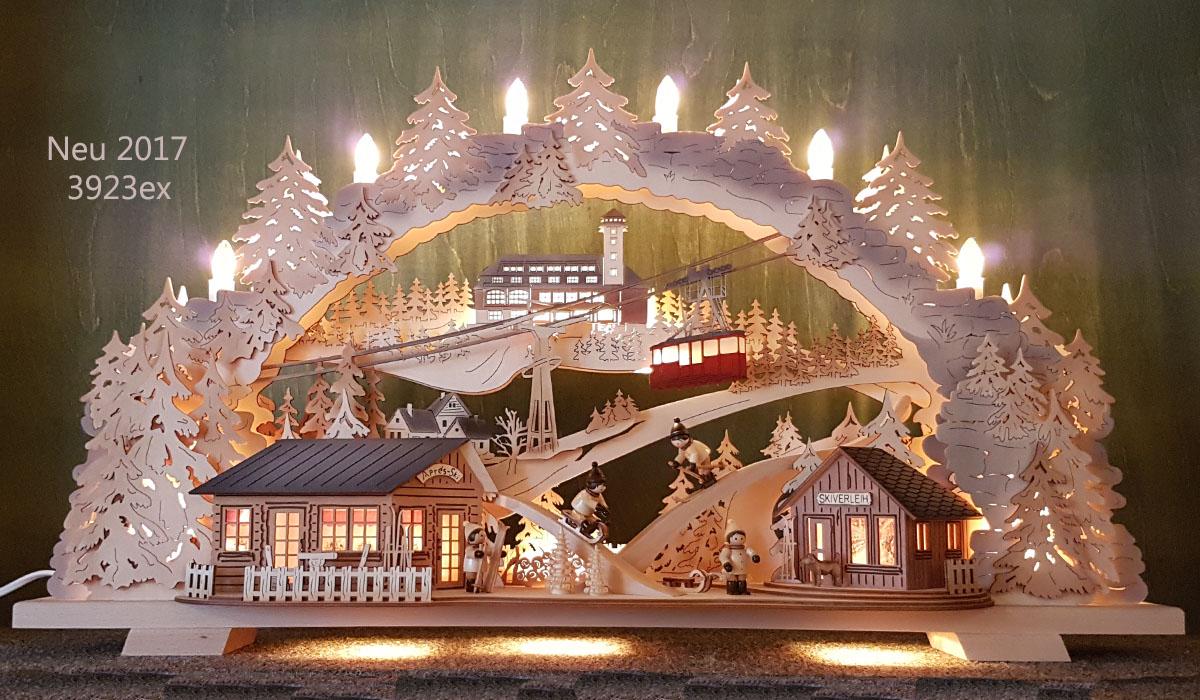 Schwibbogen for Design hotel gorlitz